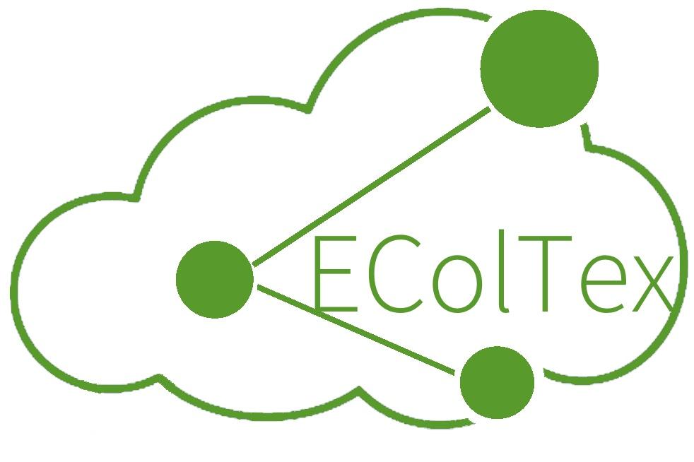 Logo de EcolTex (produits d'Amplitex)